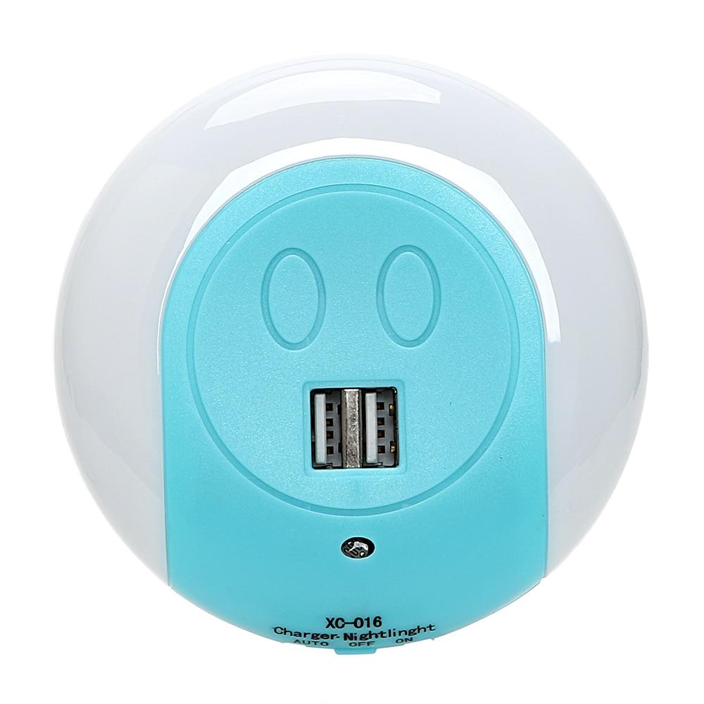 Luzes da Noite novidade do telefone móvel carregador Potência : 0-5 w