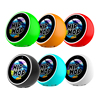 Anti-scratch Dustproof Durable Silicone Protective Sleeve Case for Amazon Echo Spot Smart Assistant Protector Accessories