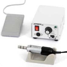 Güçlü 90 + 108E diş mikromotor 35000 RPM el aleti diş laboratuvarı için mikromotor