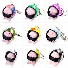 Cute Mochi Dingding Squishy Keychain
