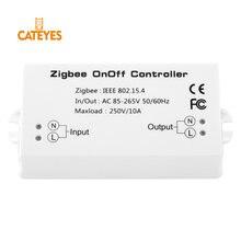 Умный выключатель cateyes zigbee ha хаб с управлением включением
