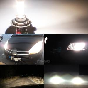 Image 5 - 2x55 W H1 H3 H4 H7 H8 H11 9005 9006 Halojen Ampul Beyaz Sis araba ışıkları Far Yedek Lamba araba Işık Kaynağı DC12V 5000K