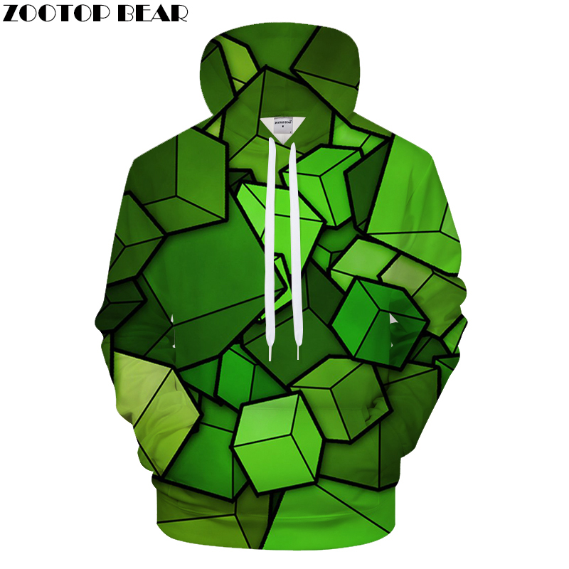 Box 3D Print Hoodie Magic Men Hoody Casual Tracksuit Groot Sweatshirt Pullover Coat LongSleeve Streatwear DropShip ZOOTOPBEAR