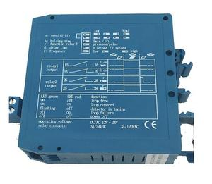 Image 3 - 5 قطعة 24VDC 12VDC حثي حلقة كاشف استشعار السيارة للسلامة والخروج للبوابات ومراقبة إشارة المرور