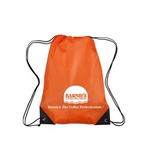High Quality Best Selling and Factory Price Customized Polyester 35x40cm Drawstring Backpack