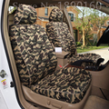 2016 Newly!High Quality Special camouflage  car seat covers for Fiat 500 2014-2011 durable comfortable seat covers for 500 2013
