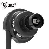 QKZ 1DD KD5 W Ucho Słuchawka + 1BA Hybrid W Ucho Słuchawki HIFI DJ metalowe Do Telefonu MP3 MP4 PC Z Mic Słuchawki fone de ouvido