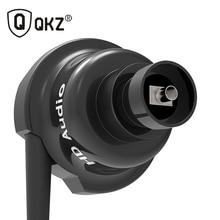 QKZ KD5 In Ear Earphone 1DD 1BA Hybrid In Ear Earphones HIFI DJ font b Metal