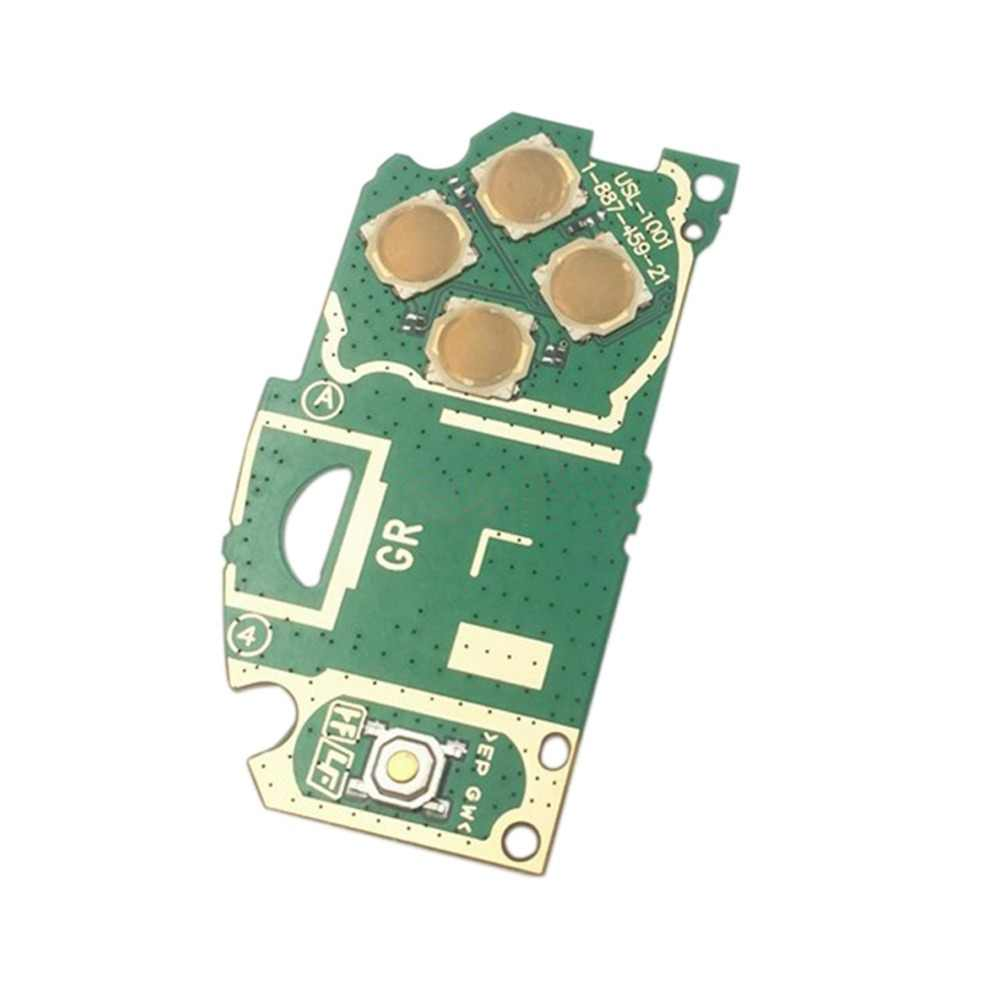 Replacement L / R Button Circuit Board Conductive Left Right Control Keypad for Sony PS Vita 2000 PSV2000 Controller