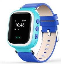 Hot! Q60เด็กGPS WatchติดตามSOSฉุกเฉินป้องกันการสูญหายสมาร์ทโทรศัพท์มือถือA Ppสร้อยข้อมือสายรัดข้อมือเด็กgps trackerนาฬิกา
