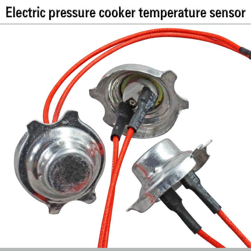 160 stopni celsjusza przełącznik regulacji temperatury szybkowar elektryczny czujnik kuchenka do gotowania ryżu ze stali magnetycznej ogranicznik temperatury