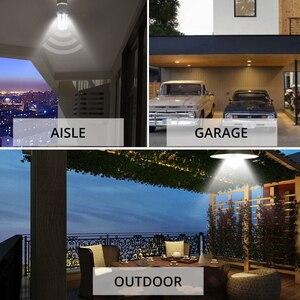 Image 5 - E27 LED Gece Işıkları Lamba PIR Hareket sensörlü ışık AÇıK/KAPALı Aydınlatıcı B22 Lampe LED Ampul Vücut Hareket Dedektörü luminaria