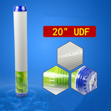 20″ UDF Filter Granular Activated Carbon Water Filter for Household Kitchen Water Filter Cartridge & RO System Pre-filter