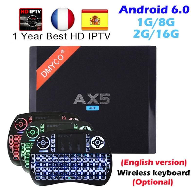 IPTV Subscription Android TV Box +Europe Sweden Arabic French Italy Germany UK Hotclub Adult xxx Smart TV BOX Amlogic S905X IPTV цена