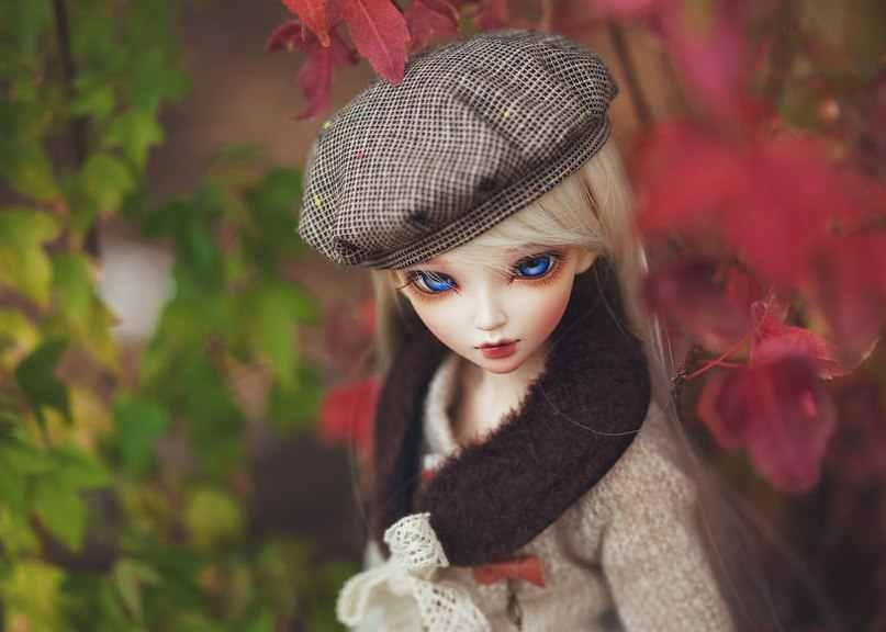 Bjd кукла 1/4 девушка Хлоя двойная шарнирная кукла