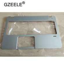 Capa gzeele para hp envy 15 15 j 15 j013cl 15 j053cl, estojo superior para proteção 720570 001 moldura de teclado
