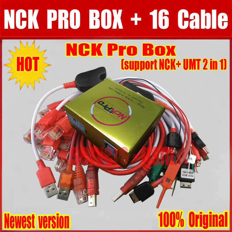 Detail Feedback Questions about 2019 Newest version Original NCK Pro