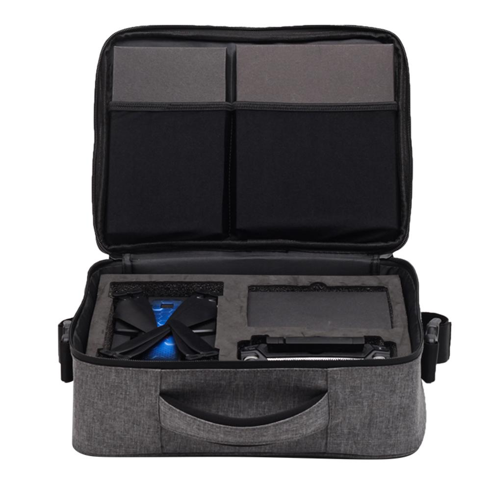 Portable Waterproof Shoulder Protective Storage Carrying Bag Case Big Capacity Case For MJX Bugs 4 W B4W Case in Parts Accessories from Toys Hobbies