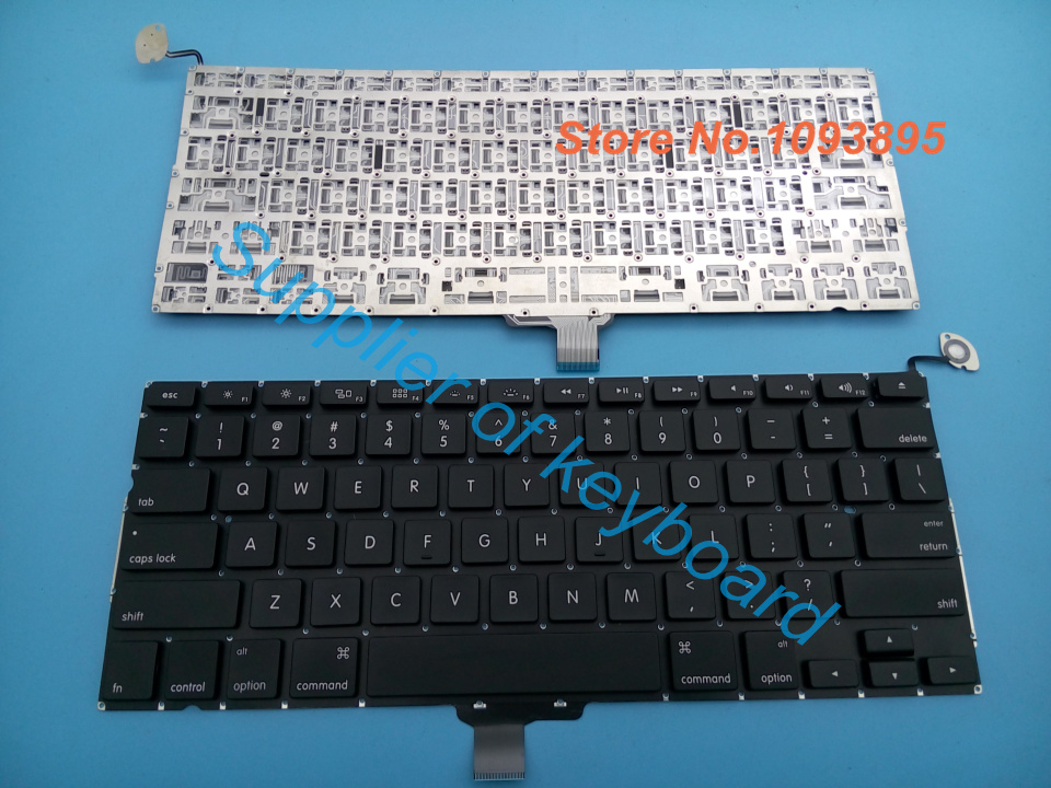 NEW English keyboard For Apple Macbook pro 13 13.3'' A1278 Unibody MC700 MC724 2009-2013 Year Laptop English Keyboard