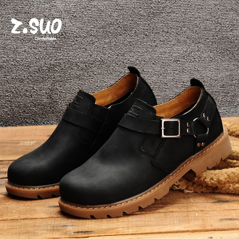 Z-Suo-men-boots-head-layer-cowhide-low-bond-men-casual-boots-fashion-looping-men-s (5)