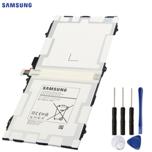 SAMSUNG Original Replacement Battery EB-BT800FBC For Samsung GALAXY Tab S 10.5 T800 T801 SM-T805C SM-T807 Tablet Battery 7900mAh samsung original replacement battery eb bw700abe for galaxy tabpro s sm w708 sm w700n tab pro s authentic tablet battery 5200mah