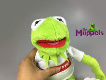 40CM PLUSH TOY Stuffed supermee frog PLUSH Toys funny frog toy for Kids Birthday Gift stuffed education plush toys, star puppet
