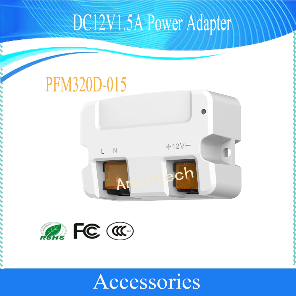 DAHUA Security CCTV DC12V1.5A Power Adapter Power Supply For Camera PFM320D-015 1 12v 1a dc switch power supply adapter for cctv camera eu for security camera
