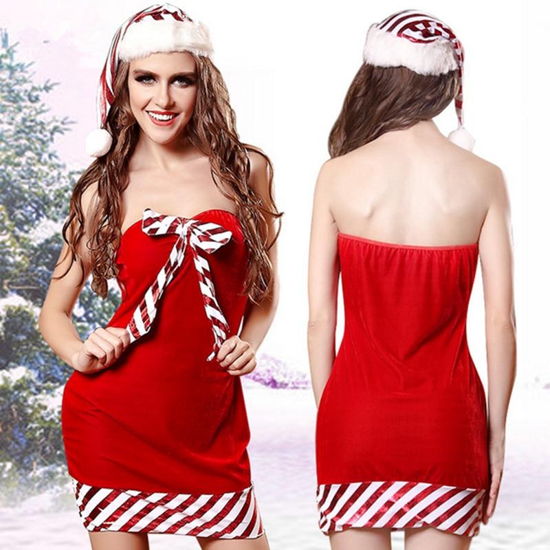 Горячая Распродажа, высокое качество, женское сексуальное белье, рождественское платье, плюс размер, комбинация экзотическая, костюмы для к