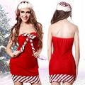 Hot Koop Hoge Kwaliteit Vrouw Sexy Lingerie Kerst Jurk Plus Size Babydoll Exotische Cosplay Kostuums Kleding Inclusief leggings