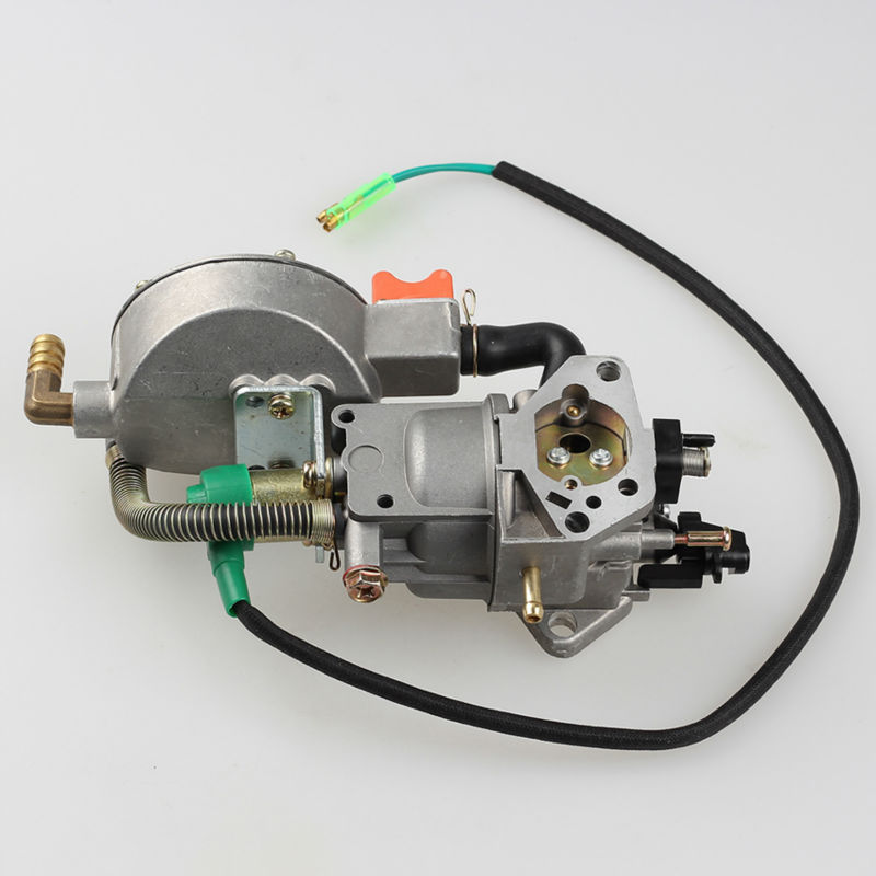 Dual Fuel Generator Carburetor For Honda GX240 7.9HP LPG NG CNG 5.9KW Engine Carb New new design jiwannian lpg