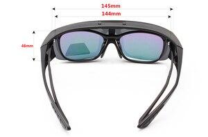 Image 5 - Agstum Mens WOMENS แว่นตากันแดดแว่นตา Polarized แว่นตาตกปลาตกปลา Flip UP แว่นตากันแดด