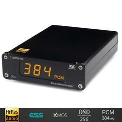 2019 NEW TOPPING D10 MINI USB DAC CSS XMOS XU208 ES9018K2M OPA2134 amplificatore audio Decoder