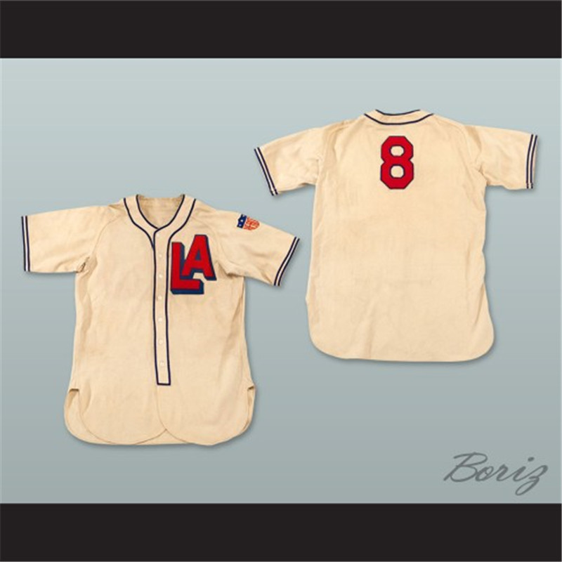 95214adaa95c Buy los angeles angels jersey and get free shipping on AliExpress.com