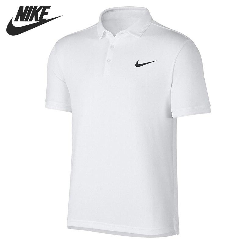 Original New Arrival NIKE DRY POLO TEAM Men s T shirts short sleeve Sportswear