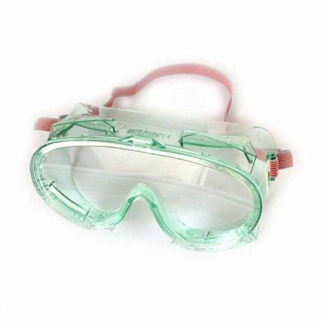 NMSafety защитные очки ударопрочность прозрачные очки против пыли очки анти-ветер анти песок защитные очки
