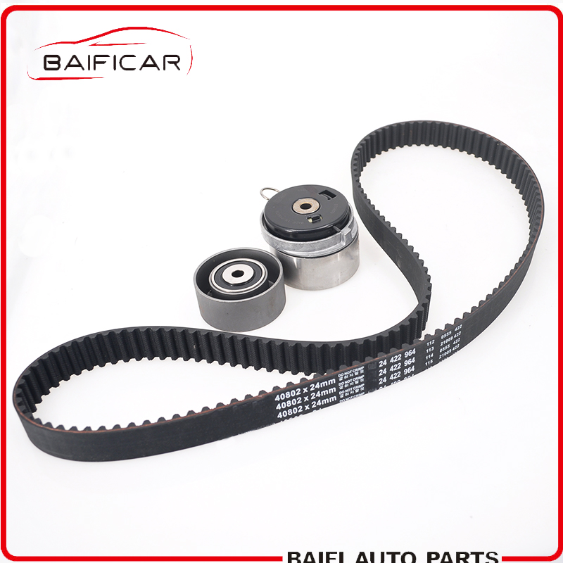 Baificar Brand New Genuine Engine Timing Belt Kit 24422964 55574864 24436052 For Chevrolet Cruze Sonic Aveo