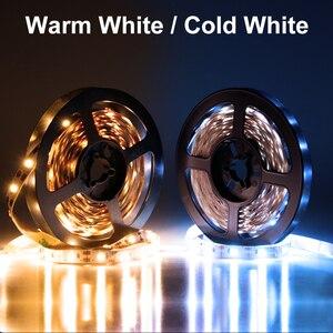 Светодиодная лента USB tv СВЕТОДИОДНЫЙ ленточный фонарь светодиод Освещение для гардеробной Гибкая лампа шкаф световая лента DC
