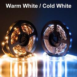 WENNI LED TV bande LED USB Flexible lumière ruban ruban LED sans fil éclairage bande lumière DC5V décorations de noël pour la maison 2835