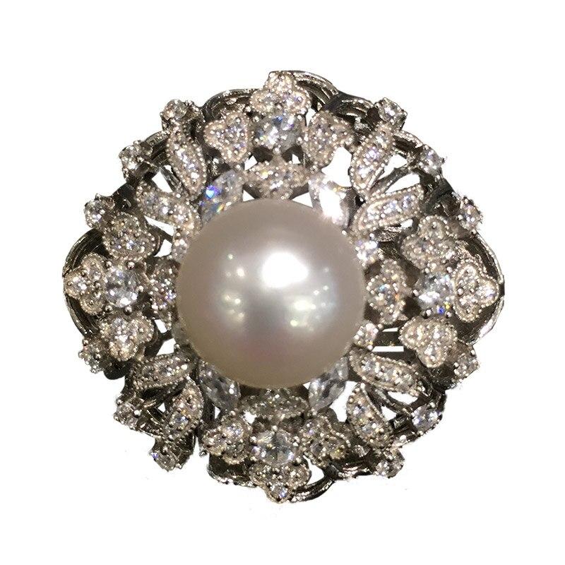 Bijoux à bricoler soi-même fermoir bijoux résultats connecteurs pour collier perle collier de verrouillage 925 argent sterling avec zircon cubique