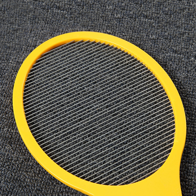 Electric LED Fly, Mosquito & Bug Killer Racket 4