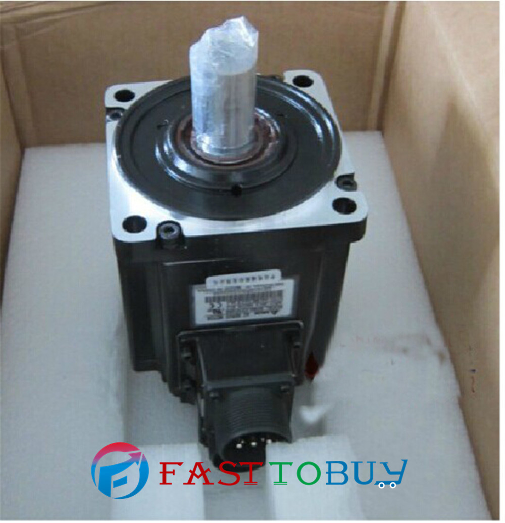 Delta AC Servo Motor 220V 2KW 6.37NM 3000rpm ECMA-C11020SS with Keyway Oil Seal brake New цена