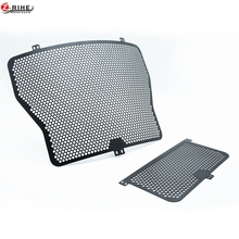 moto Aluminium Radiator Side Guard Grill Grille Cover Protector for BMW HP4 S1000RR 2014-16 S1000R 2013-2016 S1000XR 2013-2016