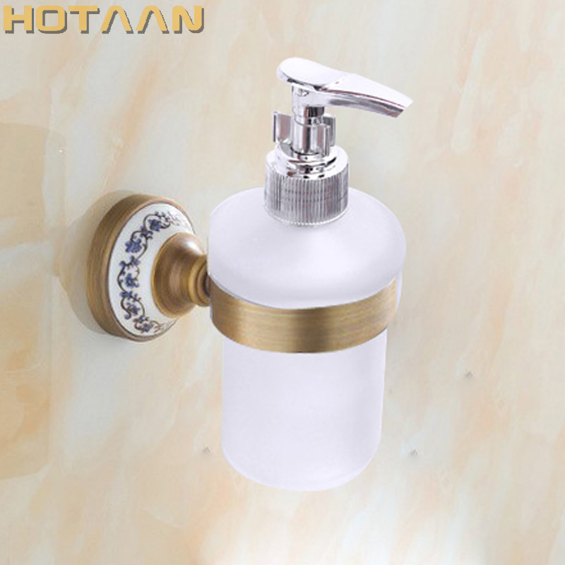 Free Shipping Fashion Antique Brass Soap Holder,Pure Copper Bathroom Soap Basket Bathroom Accessories YT-11590