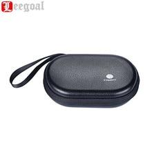 Leegoal PU Сумка Для Хранения Чехол для B& O PLAY by Bang& Olufsen Beoplay P2 портативный Bluetooth динамик модная Сумочка чехол