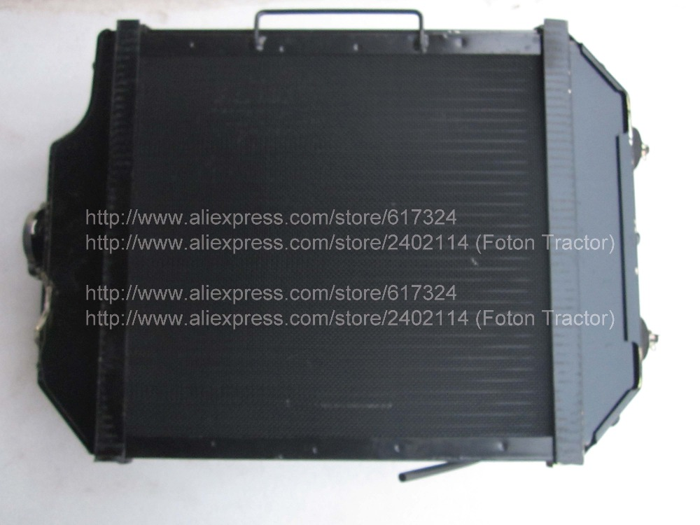цена на Foton Lovol FT25 series tractor parts, the radiator, part number:FT250.13B.1-2T