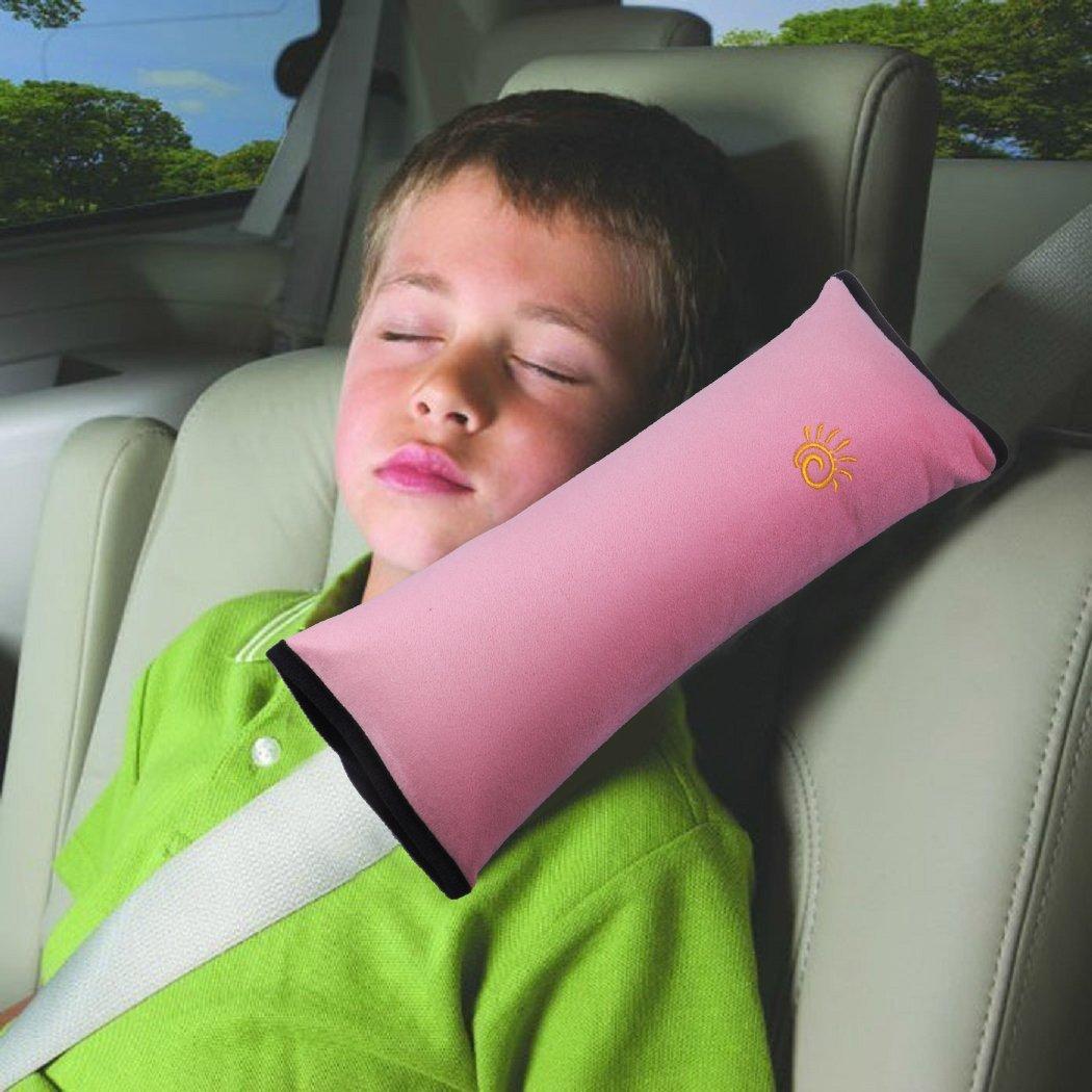 kids-children-car-soft-headrest-protector-auto-car-seat-belt-seat-belt-belt-shoulder-pad-shoulder-harness-soft-pillow