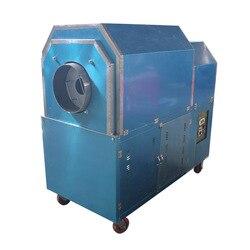 100 kg/h elektryczny typu pistacji maszyna do prażenia/orzechów palarnia|Roboty kuchenne|AGD -