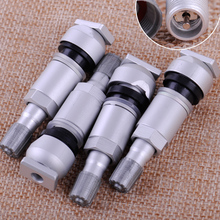 CITALL 56053031AC 4pcs TPMS Tire Pressure Sensor TPS Valve Stems Fit For Dodge Challenger Chrysler 200 300 Jeep Liberty Compass