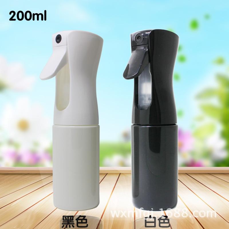 High Pressure Automatic Spray Kettle High Pressure Air Spray Kettle Hairdressing Sprayer Trumpet 200ml