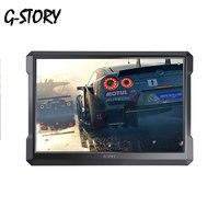 G STORY 12.9 Polegada hdr ips wqhd 1700 p eye care monitor de jogos portátil para ps4  xbox um com freesync  typc c  cabo hdmi Tela de LCD do laptop     -